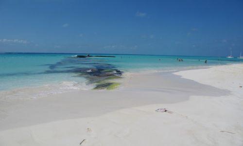 Zdjęcie MEKSYK / Jukatan / Isla Mujeres / Playa Norte