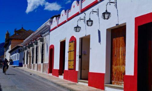 Zdjecie MEKSYK / Chiapas / San Cristóbal de las Casas / San Cristóbal de las Casas