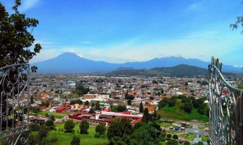 Zdjecie MEKSYK / Środkowy Meksyk / Puebla / Wrota na Puebla