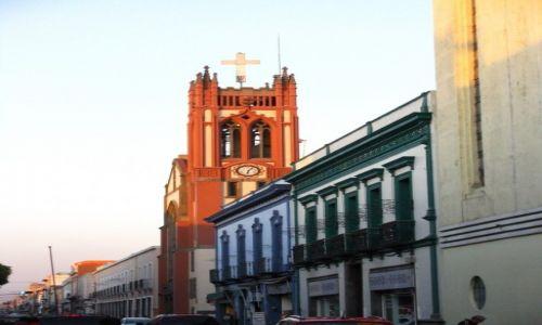 Zdjęcie MEKSYK / stan Puebla / Puebla / architektura meksykańska