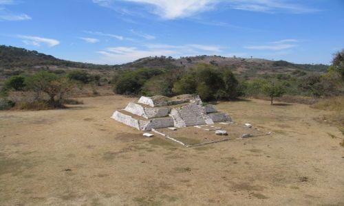 Zdjecie MEKSYK / Chiapas / okolice Comitan / meksyk05