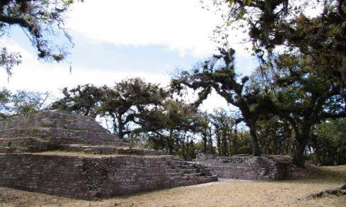 Zdjecie MEKSYK / Chiapas / okolice Comitan / meksyk12