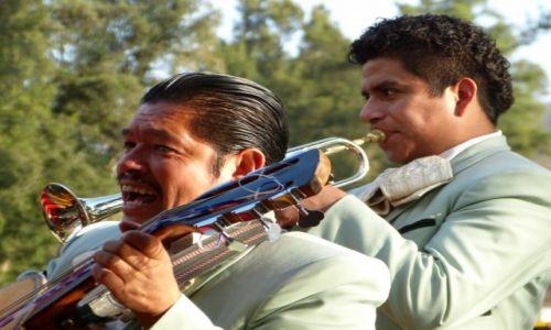 Zdjęcie MEKSYK / Dystrykt Federalny / Xochimilco / Mariachi
