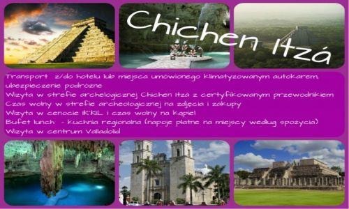 Zdj�cie MEKSYK / Jukatan / Chich�n Itz� / Chich�n Itz�