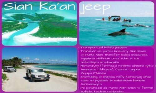 Zdj�cie MEKSYK / Jukatan / Sian Ka'an / Sian Ka'an