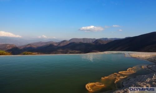 Zdj�cie MEKSYK / Oaxaca / Hierve el Agua / Hierve el Agua