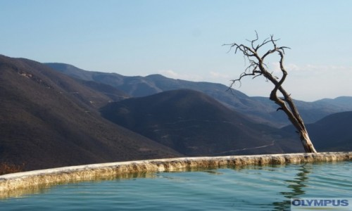 Zdjecie MEKSYK / Oaxaca / Hierve el Agua / Hierve el Agua