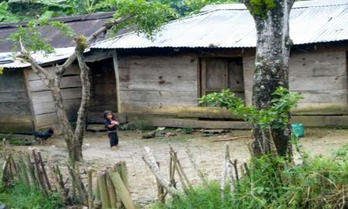Zdj�cie MEKSYK / Prowincja Chiapas / w drodze / India�ska kruszynka
