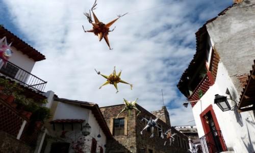Zdjęcie MEKSYK / Guerrero / Taxco / Piñatas