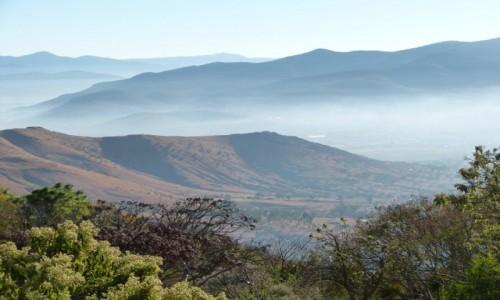 Zdjecie MEKSYK / Oaxaca / Monte Alban / Monte Alban o poranku