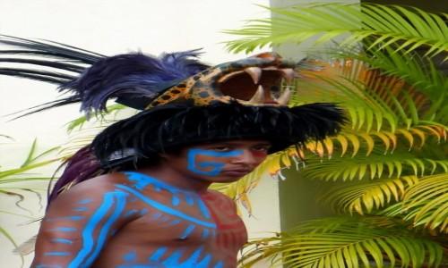 Zdjęcie MEKSYK / Jukatan / Ik Kil / Potomek