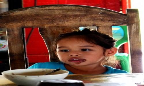 Zdjęcie MEKSYK / Campeche / Przydrożna knajpka / Ani łyżeczki więcej