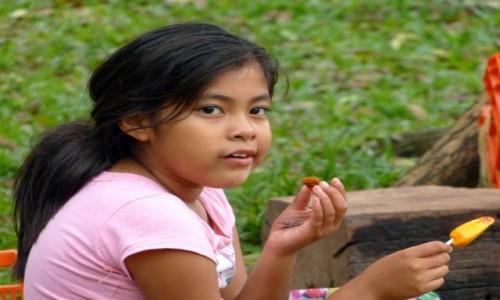 Zdjęcie MEKSYK / Chiapas / Palenque / Słodka chwila