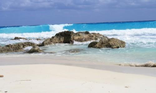Zdjecie MEKSYK / - / Cancun / Morze Karaibski