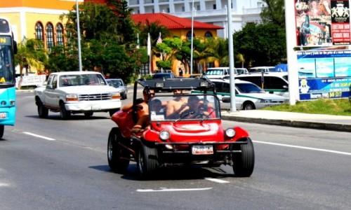 Zdjecie MEKSYK / - / Cancun / ale gorąco...;)