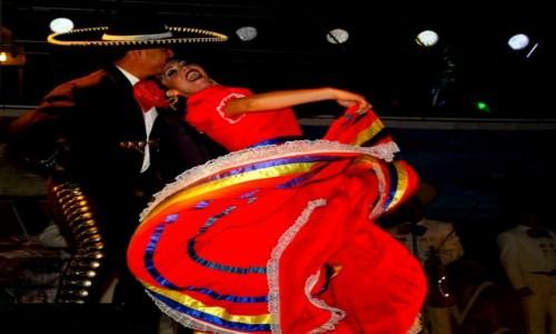 Zdjecie MEKSYK / - / Cancun / ach,ta sukienka