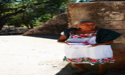 Zdjecie MEKSYK / -Yukatan / Chichen Itza / rzeczywistość