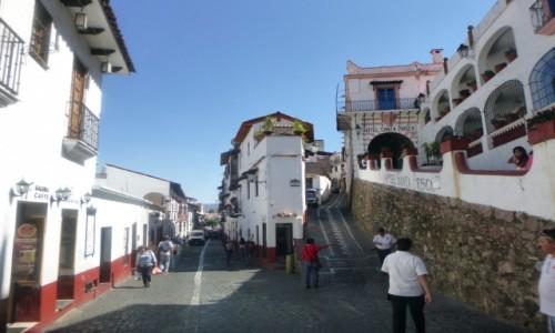 Zdjecie MEKSYK / Guerrero / Taxco / Taxco