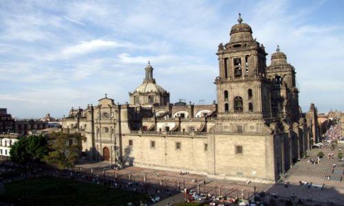 Zdjęcie MEKSYK / Miasto Meksyk / Miasto Meksyk / Catedral Metropolitana