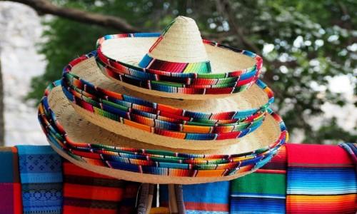Zdjęcie MEKSYK / Jukatan / Chichén Itzá / Sombrero