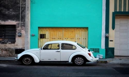Zdjęcie MEKSYK / Jukatan / Mérida / Garbus