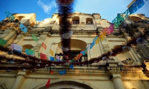 Zdjęcie MEKSYK / Chiapas / San Cristóbal de las Casas / Baldachim