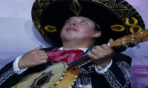 Zdjecie MEKSYK / México / Prezentacja na targach turystycznych w Wa-wie / Mariachi