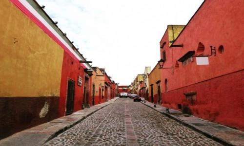Zdjecie MEKSYK / Guanajuato / San Miguel de Allende / San Miguel de Allende