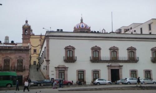 Zdjecie MEKSYK / Zacatecas / Zacatecas / Klatka z Północy