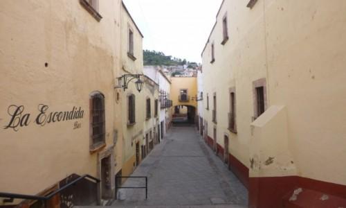 Zdjecie MEKSYK / Zacatecas / Zacatecas / Kolonialne Uliczki