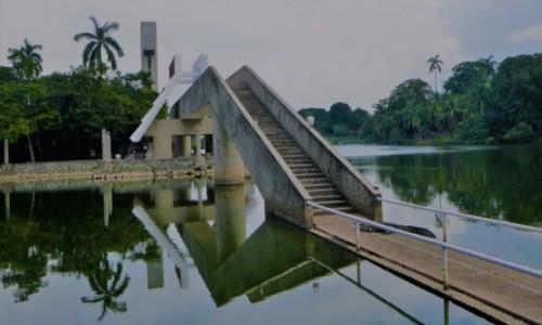Zdjecie MEKSYK / Tabasco / Villahermosa / Beton i Dżungla