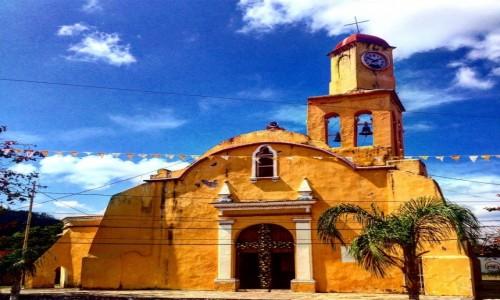 Zdjecie MEKSYK / Veracruz / Medellin / Najstarszy kościół w kontynentalnej Ameryce