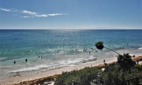 Zdjęcie MEKSYK / Jukatan / Tulum / Tulum, plaża