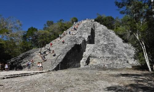 Zdjęcie MEKSYK / Jukatan / Coba / Coba