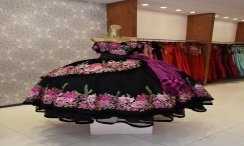 Zdjęcie MEKSYK / Stolica / Mexico City / Mexico City, suknia weselna