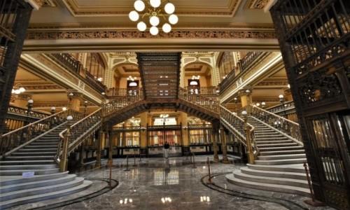 Zdjęcie MEKSYK / Stolica / Mexico City / Mexico City, Palacio Postal