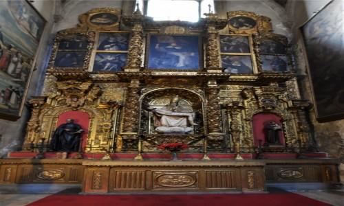 MEKSYK / Stolica / Mexico City / Mexico City, kościół Santo Domingo