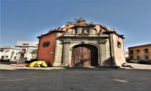 MEKSYK / Stolica / Mexico City / Mexico City, Plaza de la Concepzion