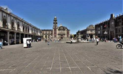 Zdjecie MEKSYK / Stolica / Mexico City / Mexico City, Santo Domingo