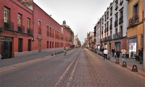 MEKSYK / Stolica / Mexico City / Mexico City, zakamarki
