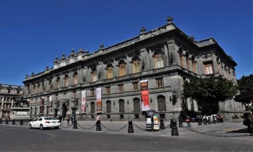 MEKSYK / Stolica / Mexico City / Mexico City, Museo Nacional De Arte