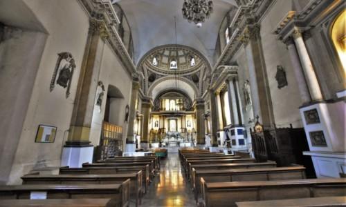 MEKSYK / Stolica / Mexico City / Mexico City, Templo de la Inmaculada Concepcion