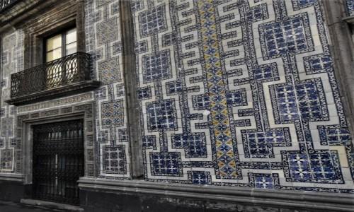 Zdjecie MEKSYK / Stolica / Mexico City / Mexico City, Casa de los Azulejos