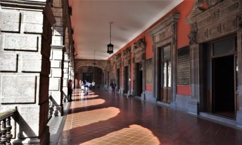 Zdjęcie MEKSYK / Stolica / Mexico City / Mexico City, Palacio Nacional
