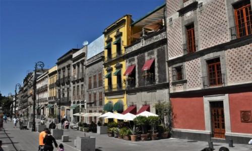 Zdjęcie MEKSYK / Stolica / Mexico City / Mexico City, zakamarki