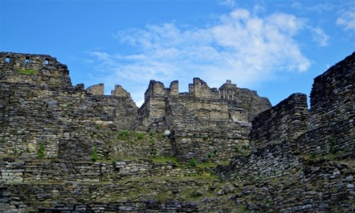 Zdjecie MEKSYK / Chiapas / Tonina / Strefa archeologiczna Tonina