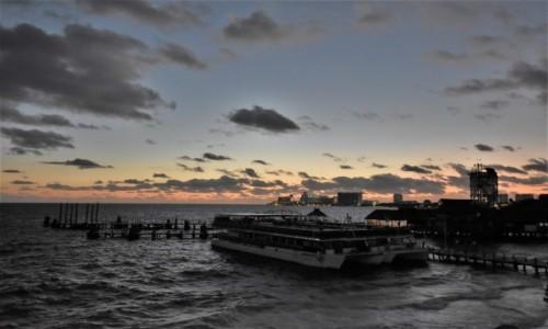 Zdjęcie MEKSYK / Jukatan / Cancun / Poranek w Cancun