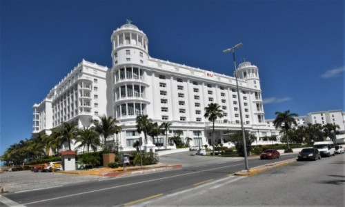 Zdjęcie MEKSYK / Jukatan / Cancun / Centrum turystyczne Cancun