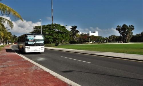 Zdjecie MEKSYK / Jukatan / Cancun / Centrum turystyczne Cancun