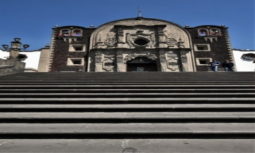 MEKSYK / Mexico City / Guadalupe / Guadalupe, miejsce pierwszych objawień